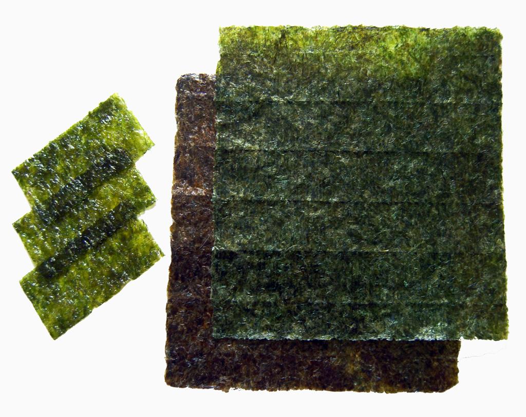 食べて痩せる食べ物「海藻」