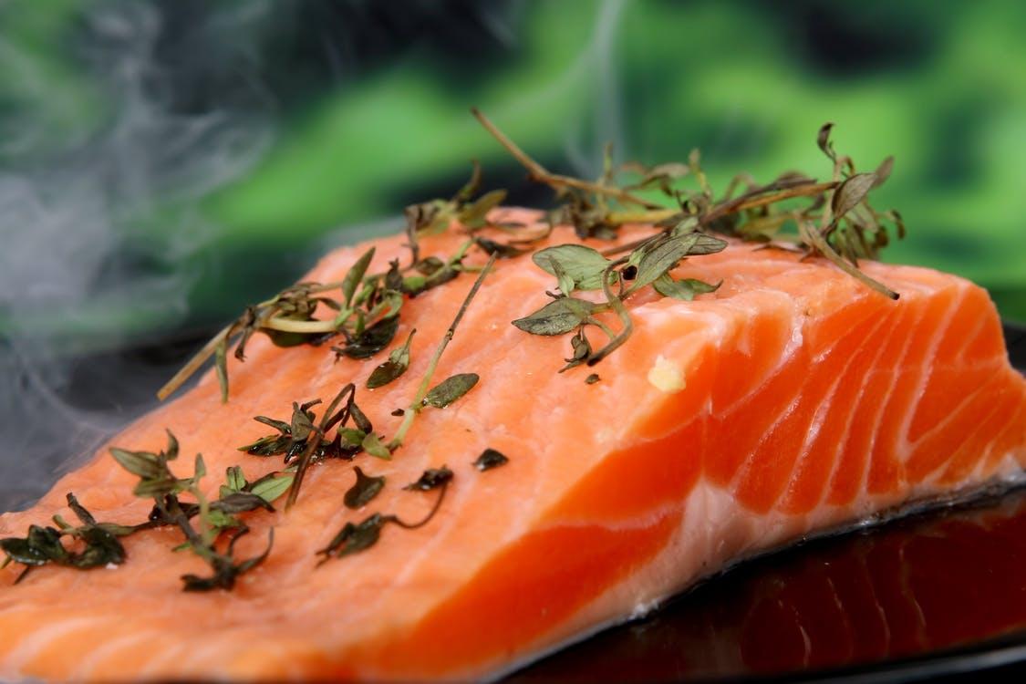 食べて痩せる食事「魚」