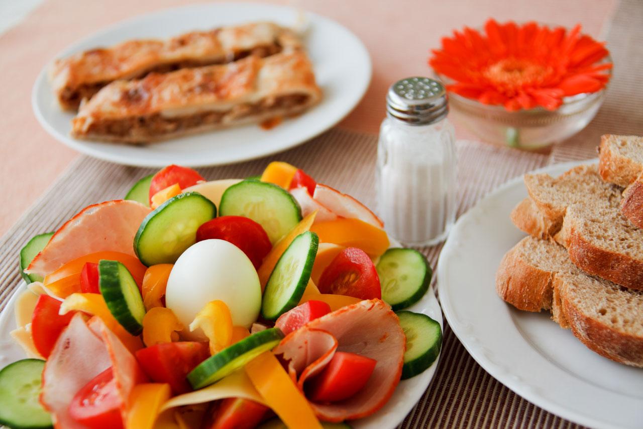 食べて痩せる朝食