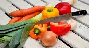 野菜はカットされた瞬間に栄養劣化する