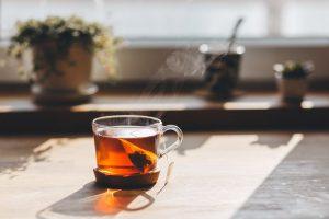 利尿作用のあるお茶