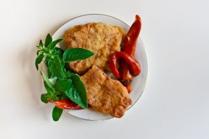 体を疲れさせる食べ物:揚げ物