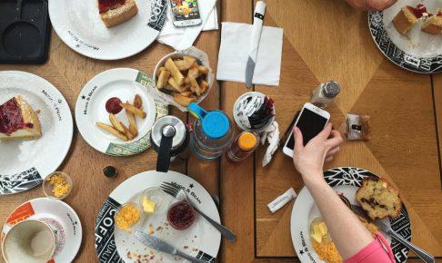 早食いタイプが太る理由
