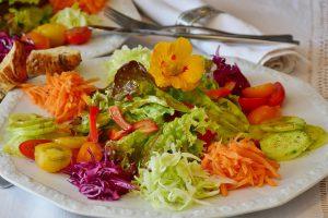 野菜からスタート