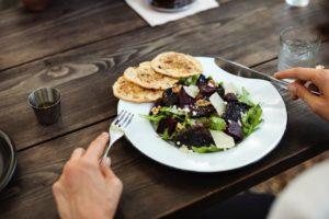 食事でできる内臓脂肪の落とし方