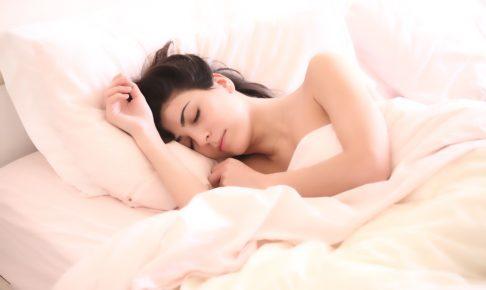 痩せやすい体をつくる睡眠とダイエットの関係