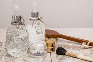 ① 頭皮を清潔に保つ