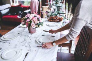 家族の健康は、食事を用意する人にかかっている
