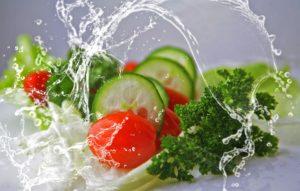 口内炎を予防する栄養素をもつ食材