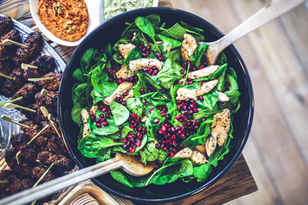 野菜をたくさん食べることのメリット