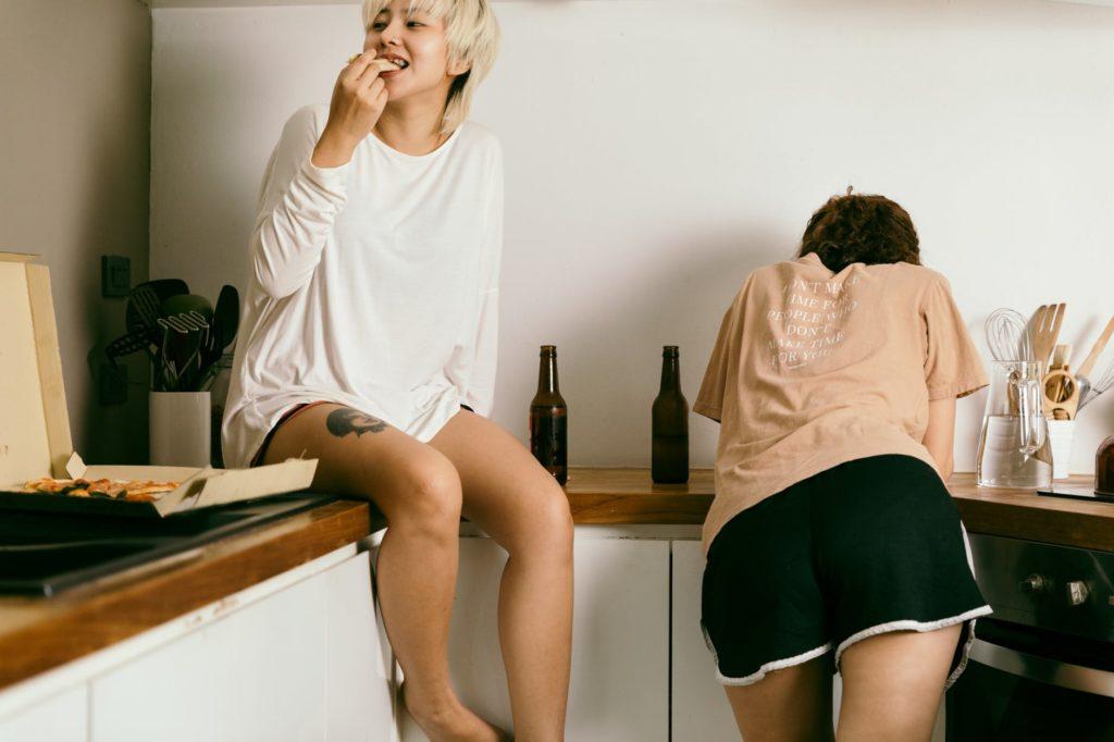 すぐ太る人・リバウンドを繰り返す人の食べ方の特徴